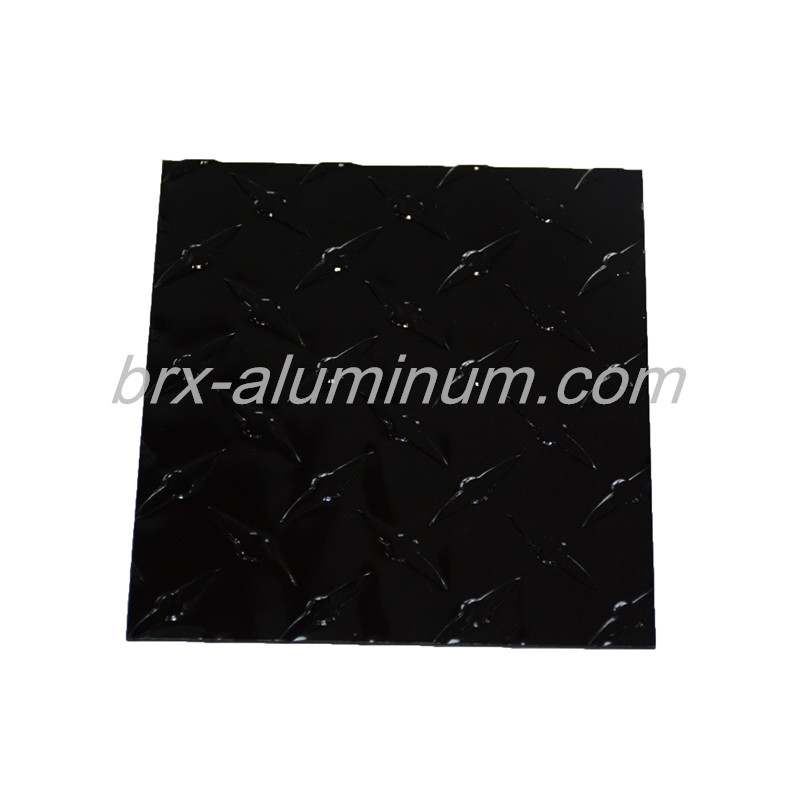Customized Patterned aluminum plate