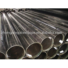 LSAW carbon welded steel pipe