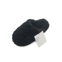 Plush cotton warm slippers Cozy and lovely winter slippers for women 2021 New design interior slippers
