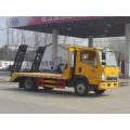 SINOTRUCK 4X2 5-7Ton Low شاحنة مسطحة منخفضة