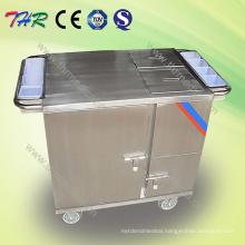 Thr-FC011 Hospital Electric Heating Food Trolley