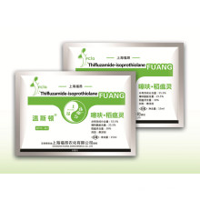 Reisfelder von Fungizid Agrochemisches Thifuzamid & Isoprothiolan Sc