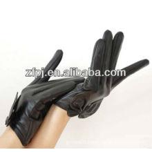 Women's lovely Lambskin Leather Gloves