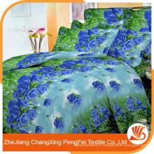 Fabrication d'un nouveau produit en polyester imprimé pour textile domestique