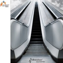 Escalier roulant intérieur et extérieur approuvé CE