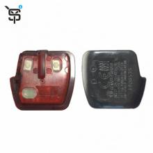 High quality black original Key with good quality PCB and 2 Button 433 MHz Part No 6370B403