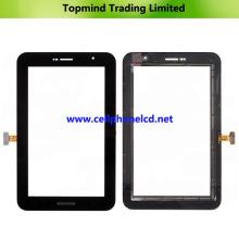 Piezas de teléfono móvil pantalla táctil para Samsung Galaxy Tab P6200 P6210