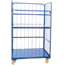 Best selling roll off container,metal wire mesh container,industrial stackable storage wire mesh containers