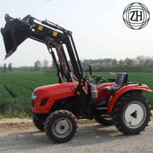 Lawn Tractor dengan Mini Front end Loader