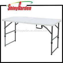 Plastic Folding Table, Folding Picnic Table, Portable Folding Table,4'