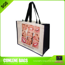 Lamianted RPET Tote Bag (KLY-PET-0069)