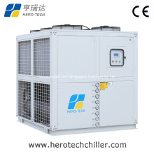 40HP OEM/ODM Double Compr Low Temperature Air Cooled Glycol Chiller