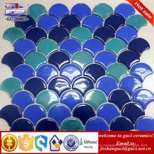 китайский поставщик для всего тела секторе дизайн кристалл стеклянная плитка мозаики backsplash стены