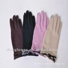 Guantes baratos de lana táctil baratos de manfuacturer