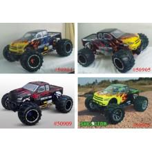 30cc potencia 1/5 4WD camión/coche del RC de Big Foot Gas energía /Petrol RTR
