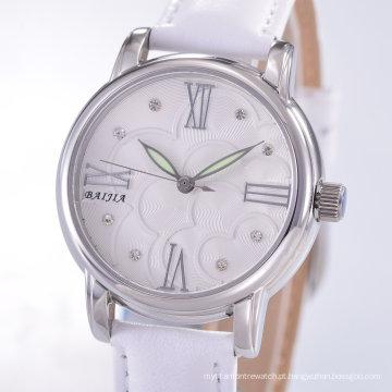 Hot Sale Quarts relógios de pulso com movimento japonês para mulheres