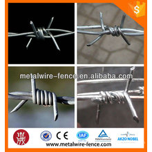 2016 Shengxin hot dip fence barbed wire factory