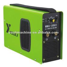 IGBT ZX7-200 máquina de solda inversor MMA 200 soldador