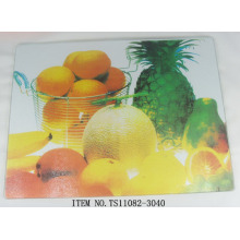 Home Tempered Glass Chopping Board