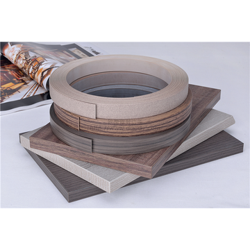 PVC Matt Wood Color Edge Banding untuk Furniture