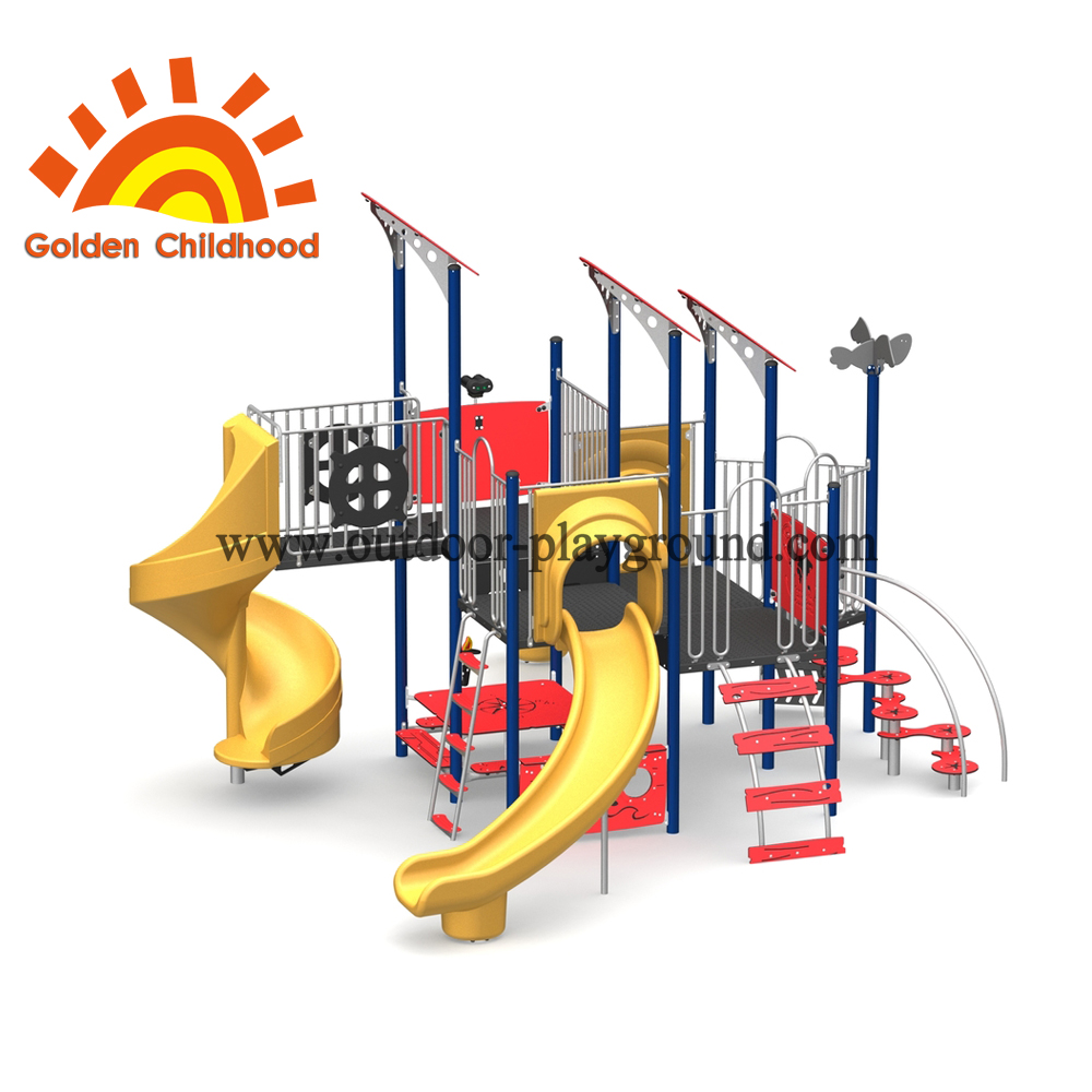 Multiplay Slide Combination