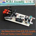 Assemblage de commande à distance intelligente de lumière avec le moulage par injection en plastique faisant le convoyeur pour l'assemblée de carte PCB de machine à café d'assemblée de carte PCB