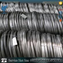 201 Fil de roulement à froid en acier inoxydable de 4 mm pour vis fabriqué en Chine