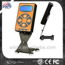 Drahtloses HP-2 Tattoo Netzteil / Touchscreen LED Display Maschine