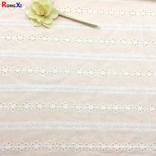 Nueva tela de algodón gris con alta calidad