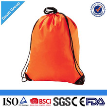 Alibaba Top Supplier Promotional Wholesale Custom 100%Polyester Soft Foldable Shopping Bag
