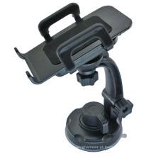 Suporte ajustável 3315 do telefone do suporte da montagem do pára-brisa da sucção da rotação de 360 graus