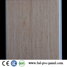 Hotstamp Wood Color PVC Ceiling PVC Panel Board 24cm 6.5mm in India