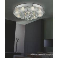 Modern Corridor Crystal LED Ceiling Lamps (MX77070-9B)