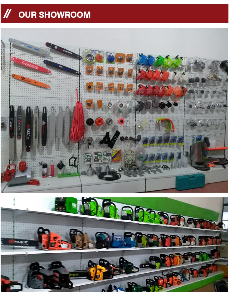 chainsaw parts show room