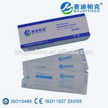 Poches médicales jetables de cachetage d'individu pour des approvisionnements de clinique dentaire