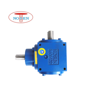 Customize Transmission Way Small Size Spiral Gearbox