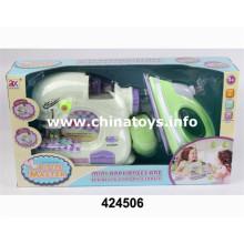 Conjunto de eletrodomésticos de brinquedo de plástico B / O (424506)