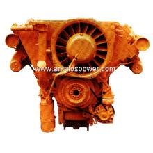 Deutz 4 tiempos motor diesel F10L413f