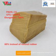 Natural Rubber Wuchang Rubber Latex Natural Latex B Rubber Natural Recycled Rubber Yellow B Rubber