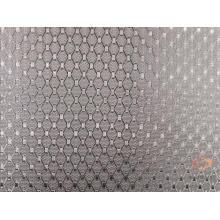 Tecido de cortina de PVC Jacquard de alta qualidade