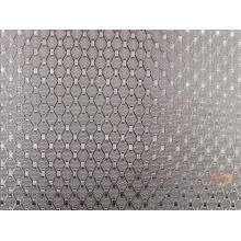 Tela de cortina de tela jacquard de PVC de alta calidad