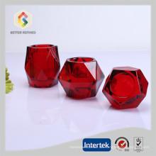 Diamant Farbe Licht Teelichthalter