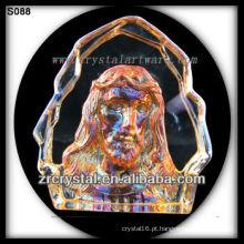 K9 Crystal Intaglio do molde S088