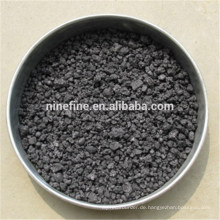 Größen 3-8mm Schwefel 0,3% kalzinierte Anthrazitkohle