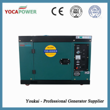 Soundproof Air Cooled Diesel Engine Electric Generator Power Generation