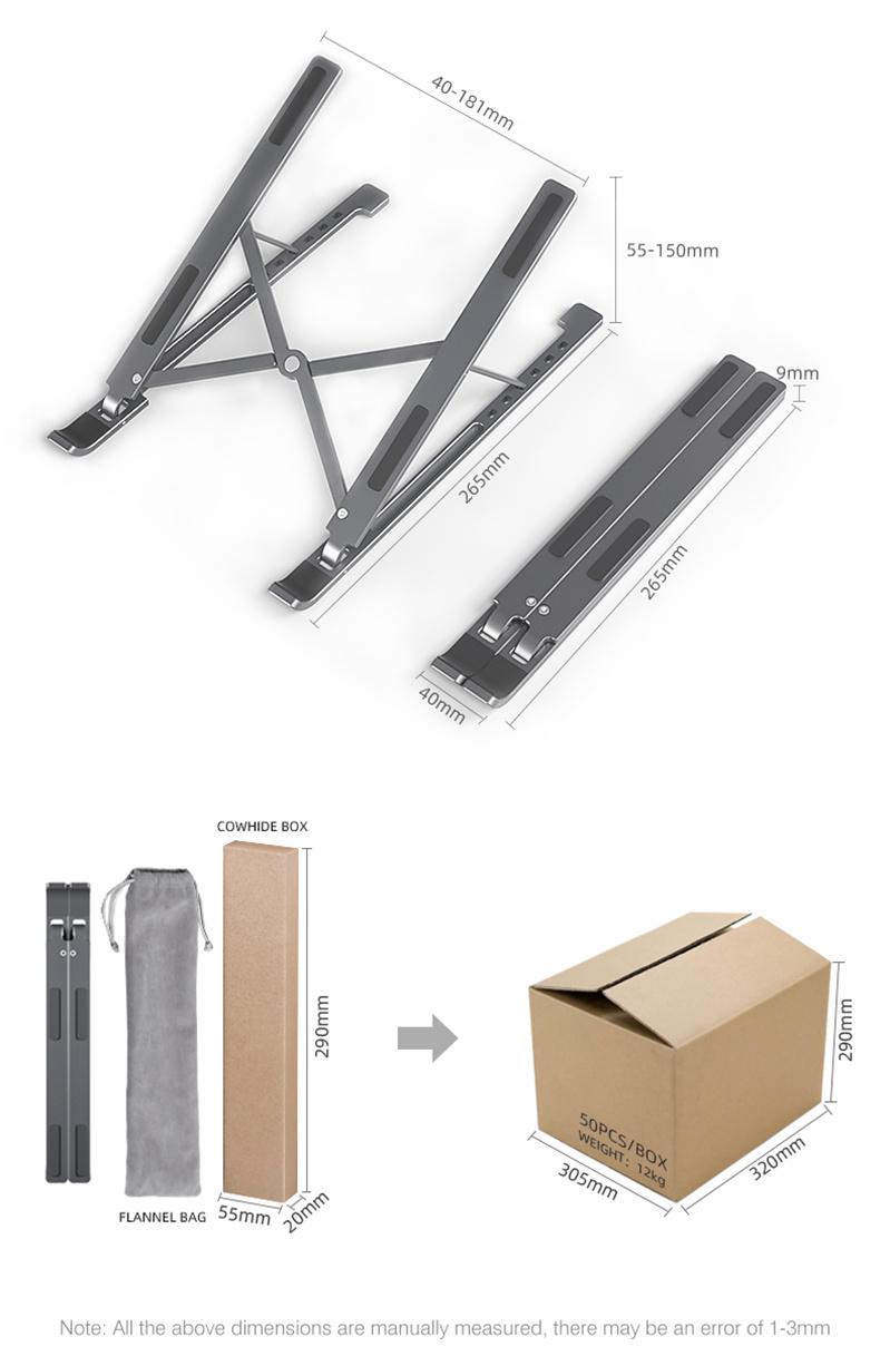 Alloy Aluminum Laptop Stand