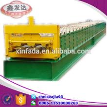 Fada Automatic Good Quality 688 Machine de formage de rouleau de plancher
