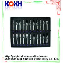 Hot sale permanent make up needle tips kit tattoo needle caps set
