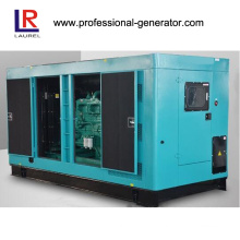 Silent Generator Diesel 225kVA with Cummins Engine
