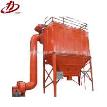 Sistema de eliminación de ceniza para polvo de aluminio